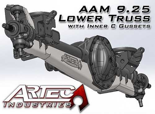 AAM 9.25 Lower Truss with Inner C Gussets