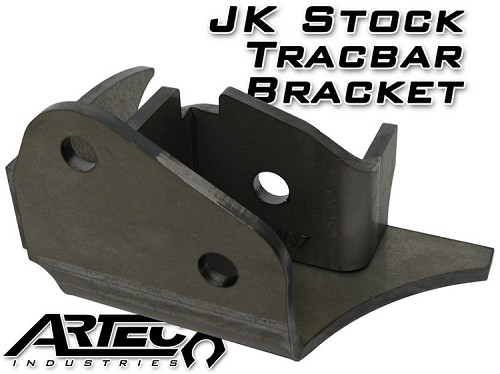 JK Heavy Duty Stock Trackbar Bracket