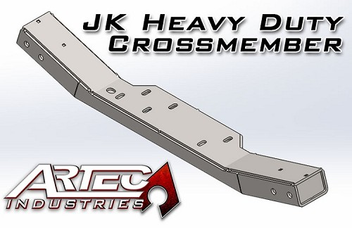 JK HD Crossmember